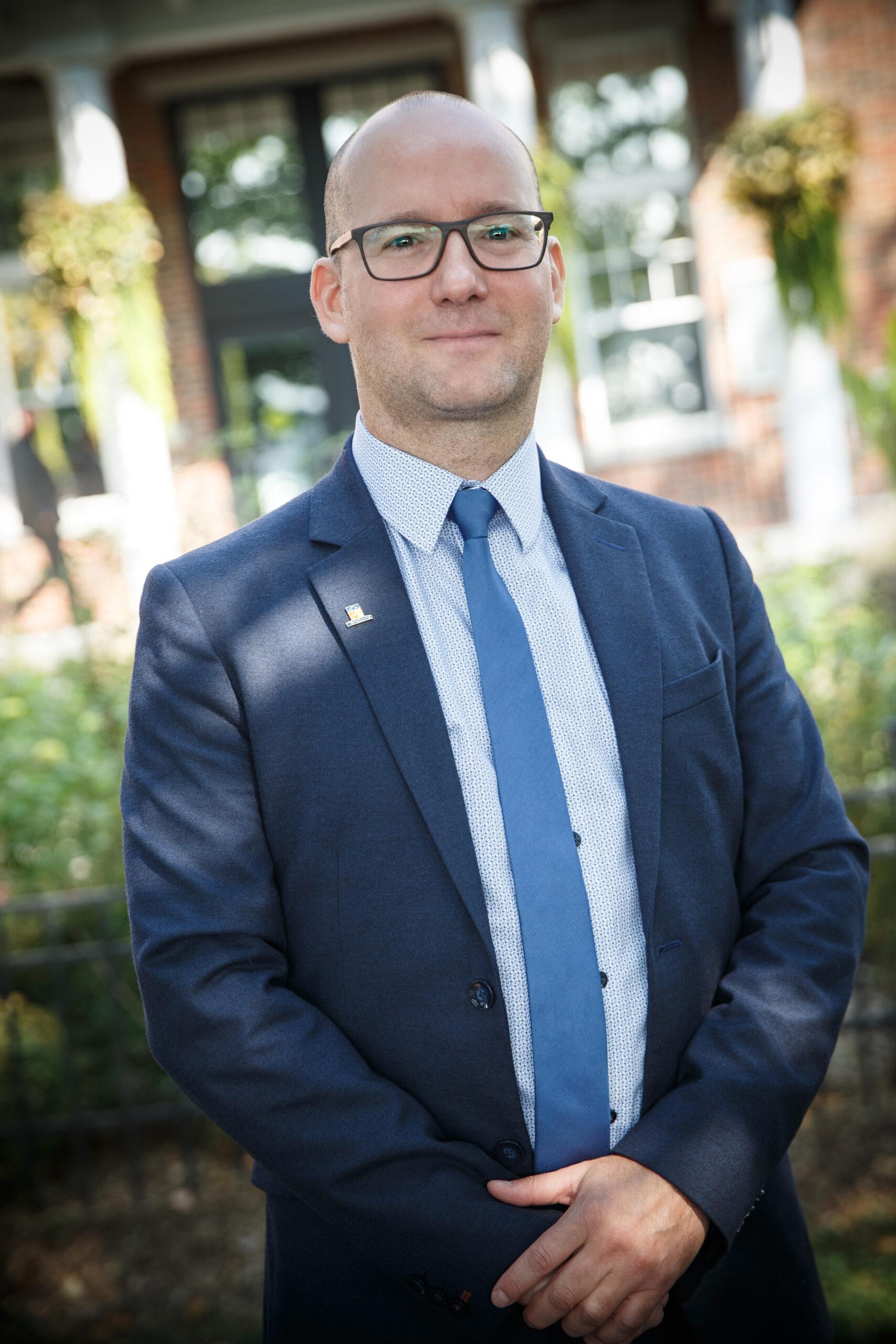 Jean-François Milot, président d'élection